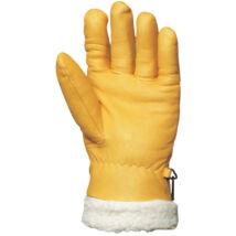 2486 - Téli bőrkesztyű