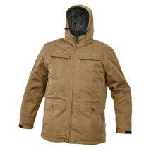 OLZA téli kabát 5000/5000 bézs