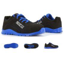 Sparco Practice munkavédelmi cipő S1P (kék-fekete)