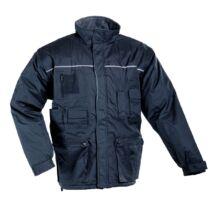 LIBRA téli kabát sötétkék