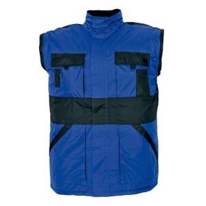 MAX télikabát kék/fekete S