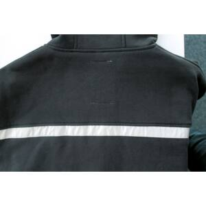 EMERTON NEW kapucnis pulóver fekete