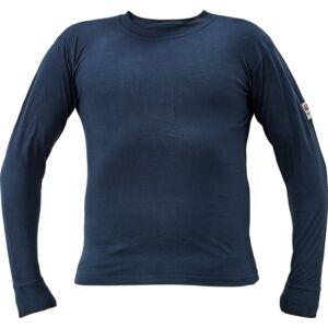 BELTANE hosszúujjú póló navy