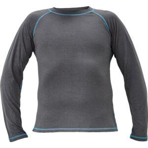 VISBY hosszúujjú póló szürke