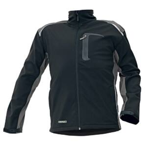 ALLYN NEW softshell kabát zöld XS