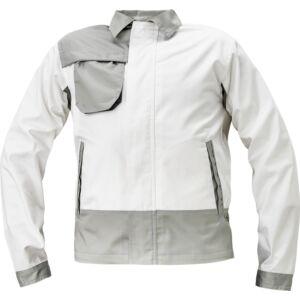 MONTROSE kabát fehér/szürke