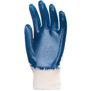 9427 - 9431: pamutra kétszer mártott kék nitril
