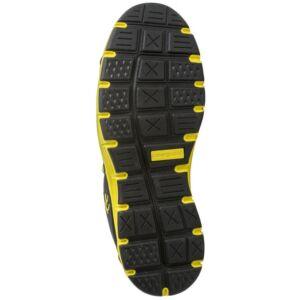 MOVE S3 SRA védőcipő, fekete-sárga