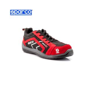 Sparco Urban Evo munkavédelmi cipő S3 (piros-fekete)