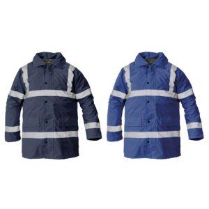 SEFTON kabát HV sárga/royal