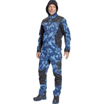 NEURUM CAMOUFLAGE kapucnis dzseki