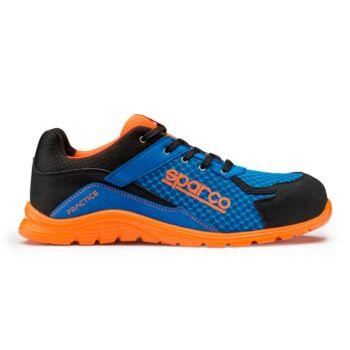 Sparco Practice munkavédelmi cipő S1P (azúrkék)