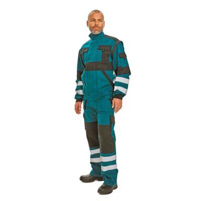 MAX RFLX kabát kék/fekete