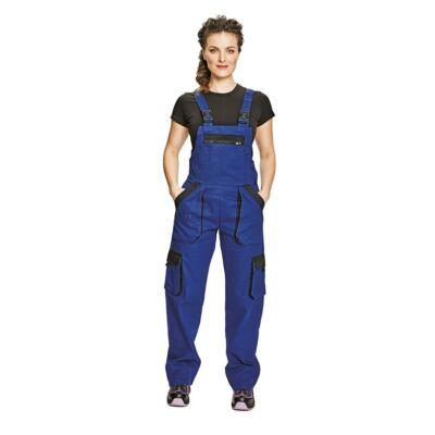 MAX LADY női kertésznadrág kék/fekete