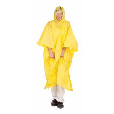 PONCSÓ PVC esőköpeny, sárga