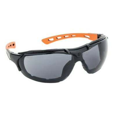 60993 SPHERLUX védőszemüveg, füstszürke