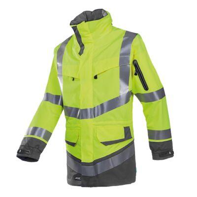 WINDSOR HV kabát sárga/szürke