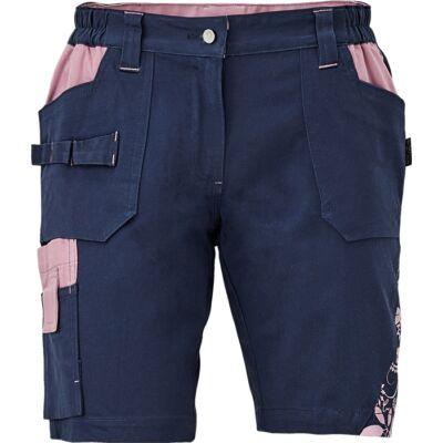 YOWIE rövidnadrág navy/világos lila