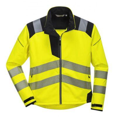 Vision Hi-Vis softshell kabát