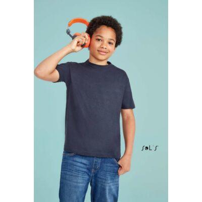 REGENT KIDS - ROUND NECK T-SHIRT