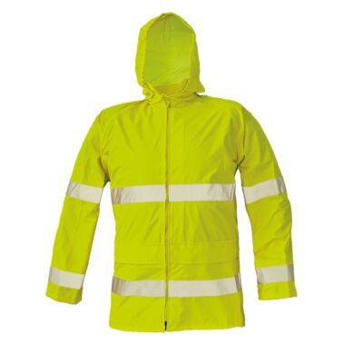 GORDON Hi-Vis esőkabát sárga