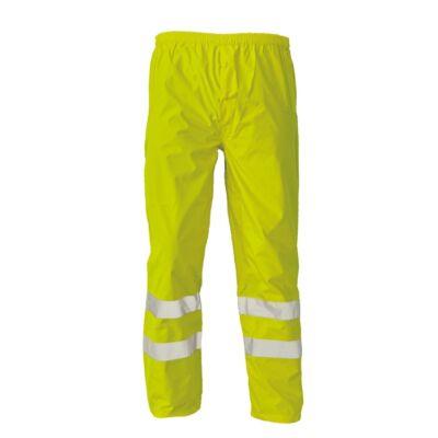 GORDON Hi-Vis esőnadrág sárga S