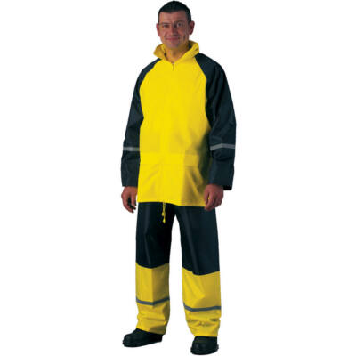 e61109bee9 FLUO ESŐRUHA FÉNYVISSZAVERŐ CSÍKKAL sárga termék, 4.009 Ft-os áron a ...