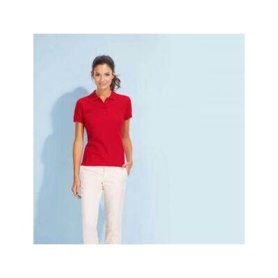 Női galléros póló több színben