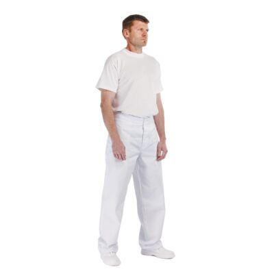 APUS férfi nadrág fehér