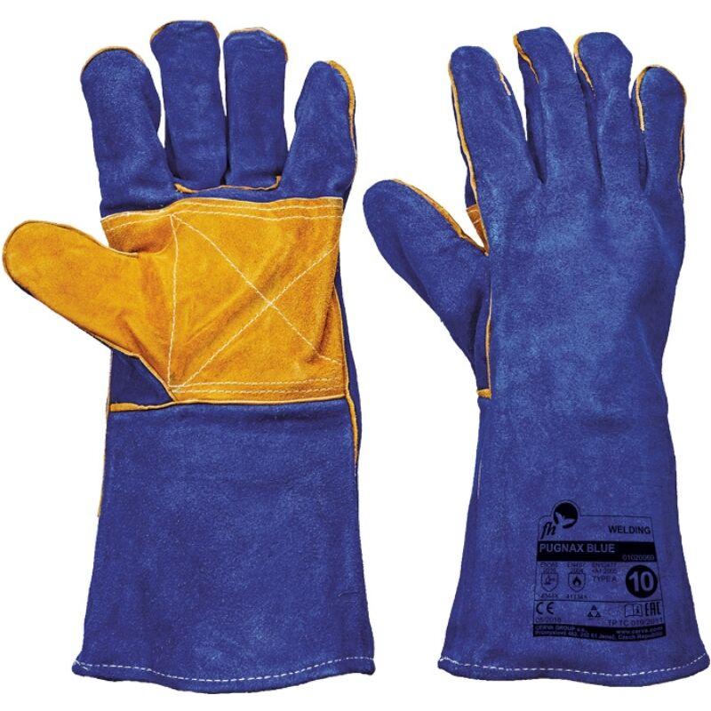 PUGNAX BLUE FH bőrkesztyű - 10