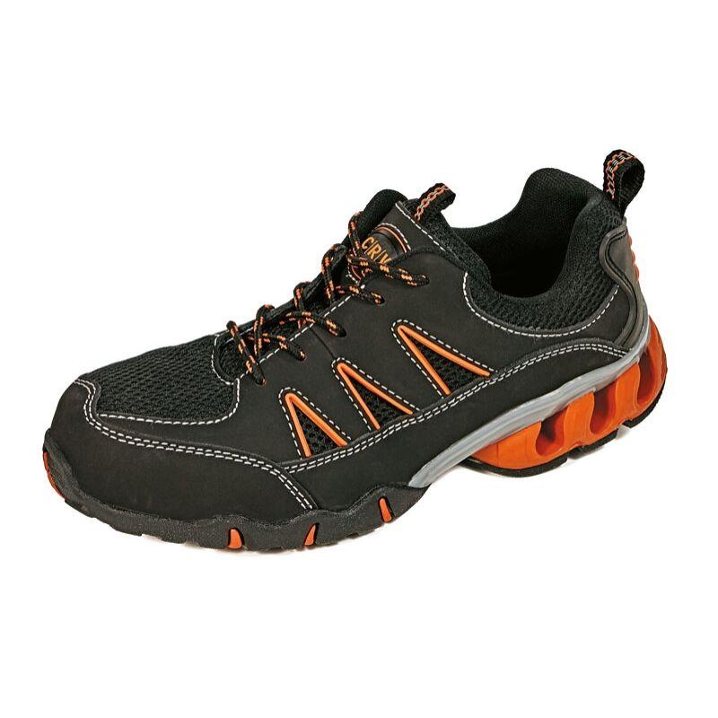 CODDA S1P SRA cipő barna