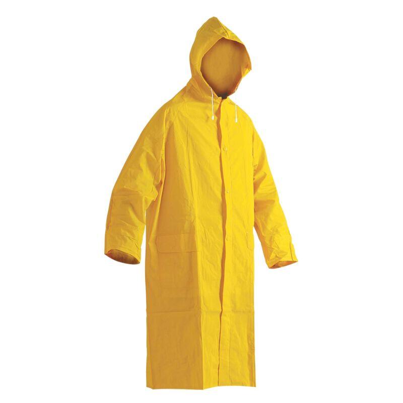 CETUS esőköpeny PVC sárga