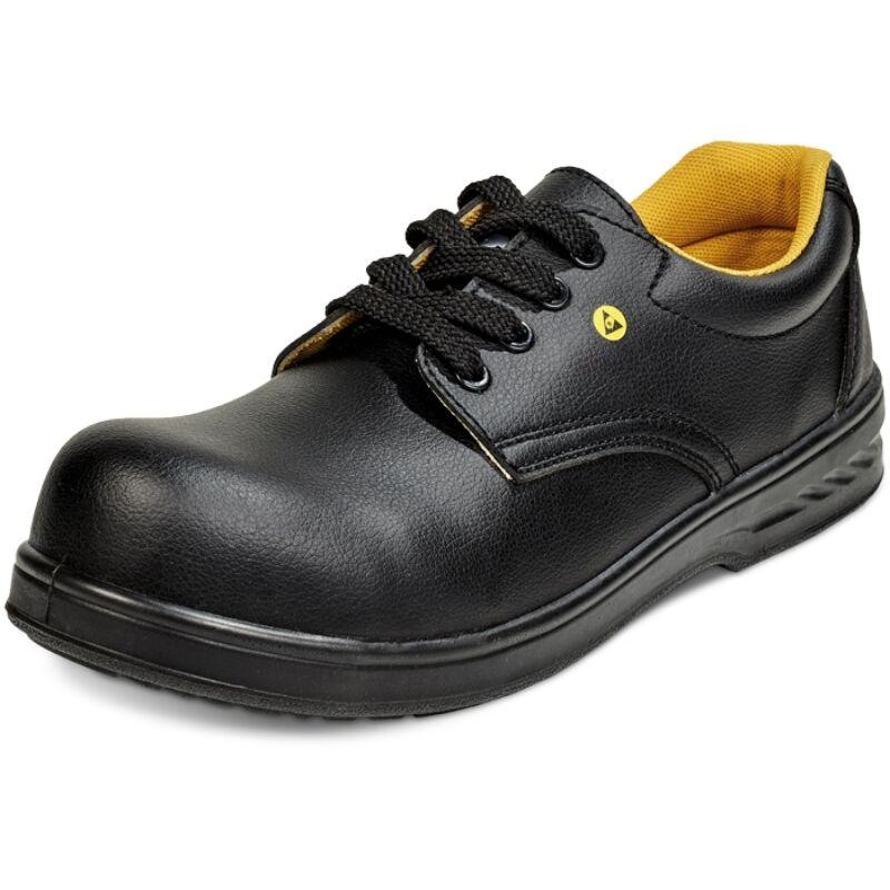 RAVEN MF ESD S1 SRC félcipő, fekete