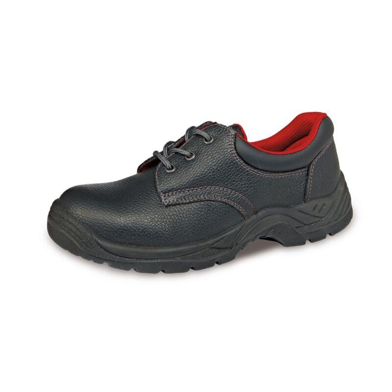 FF ULM SC-02-006 O1 félcipő fekete
