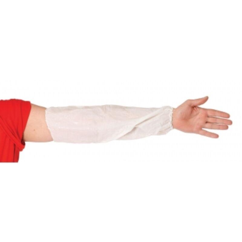 ALWAR karvédő 20x50 cm fehér