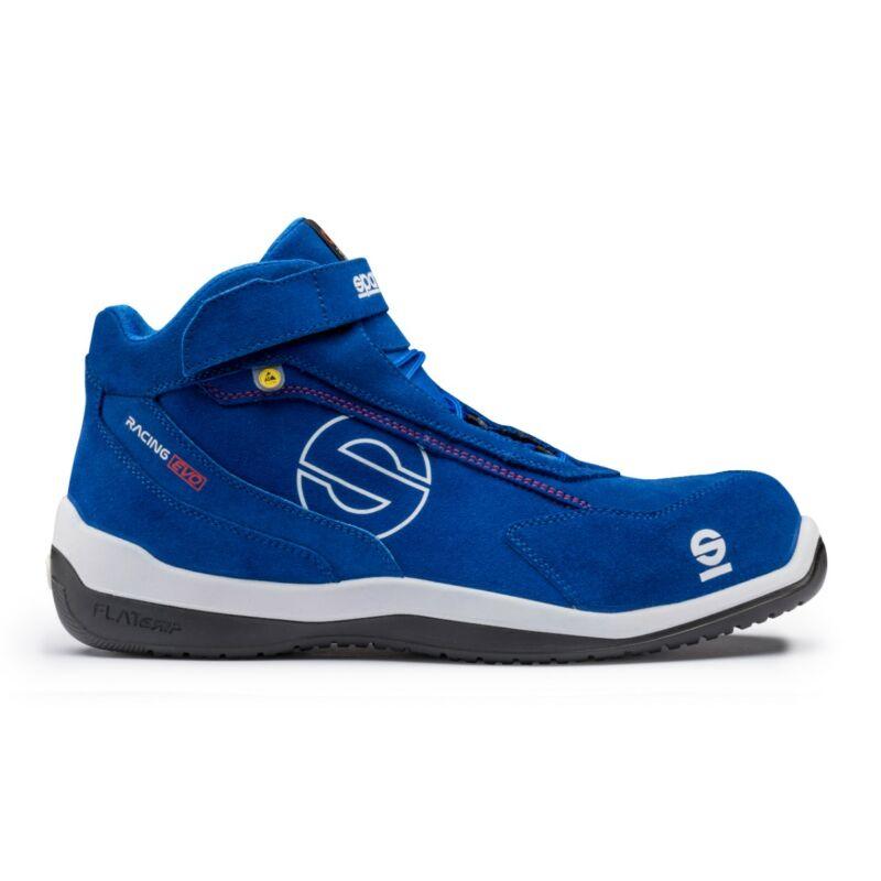 Sparco Racing Evo munkavédelmi cipő S3 (kék)