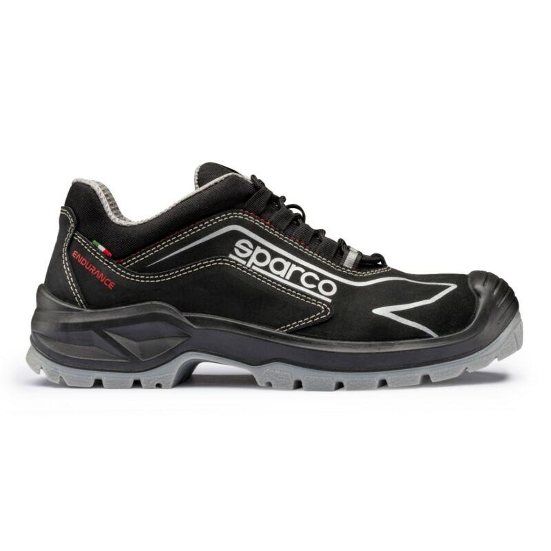 Sparco Endurance munkavédelmi cipő S3 SRC (fekete)