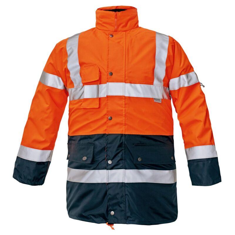 BI ROAD 3in1 HV kabát narancs/navy