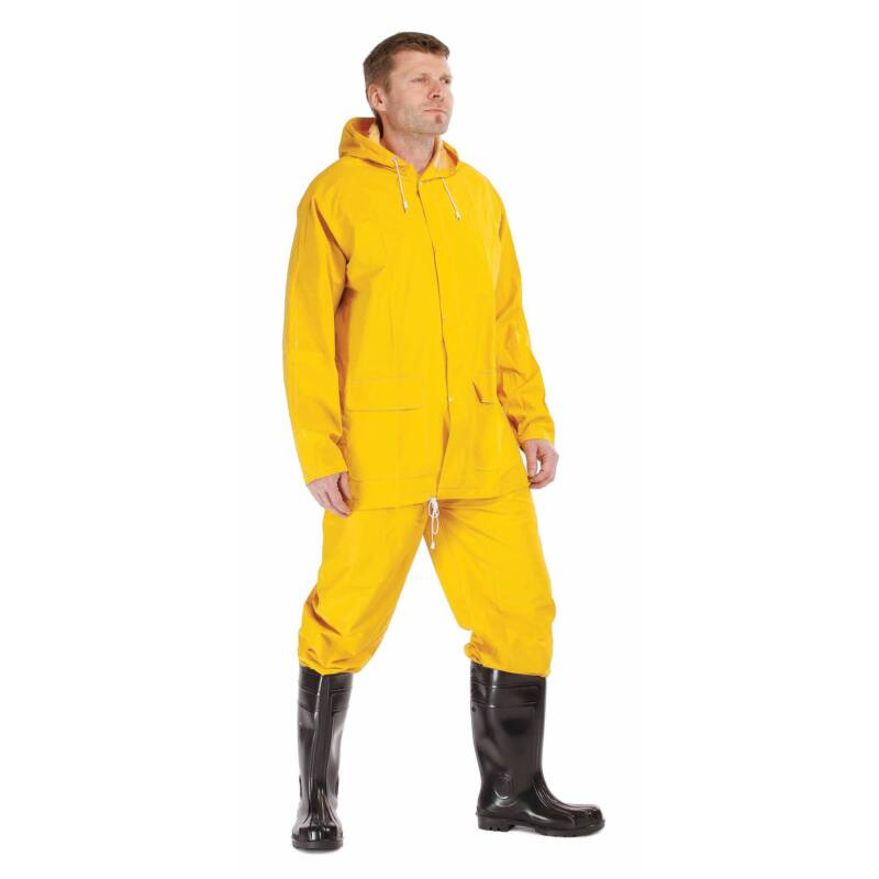 HYDRA esősuit PVC sárga