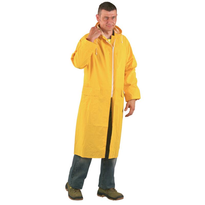 PVC ESŐKÖPENY, sárga