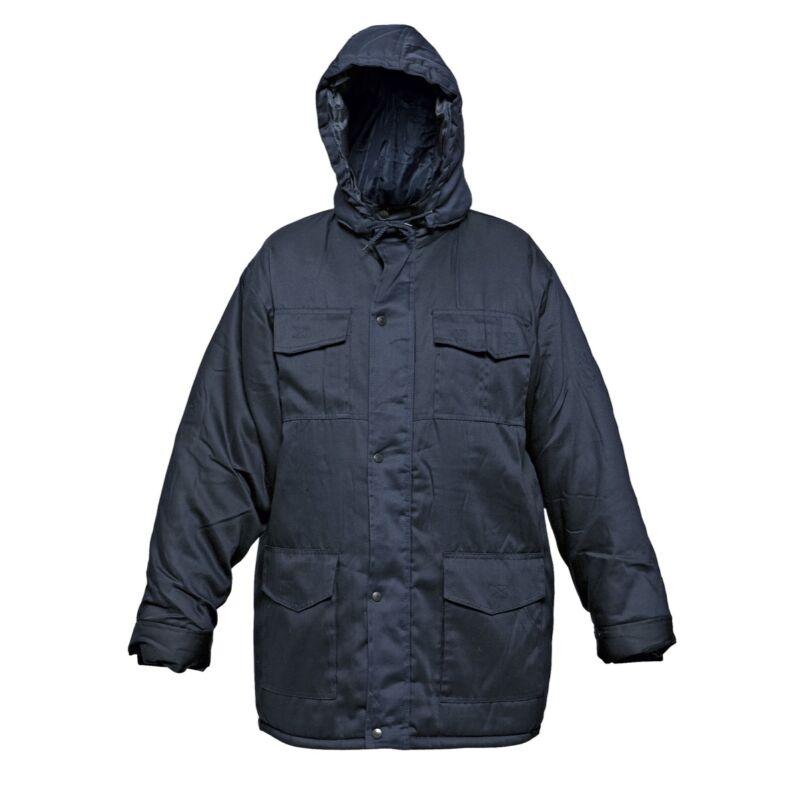 FF ERICH BE-02-001 téli kabát navy S