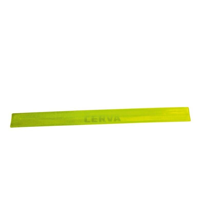 LAKSAM fényvisszavető szalag sárga 34cm
