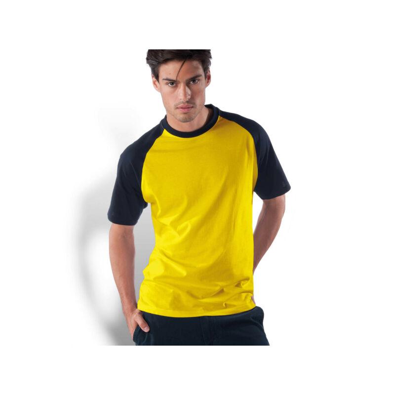 Kontrasztos póló