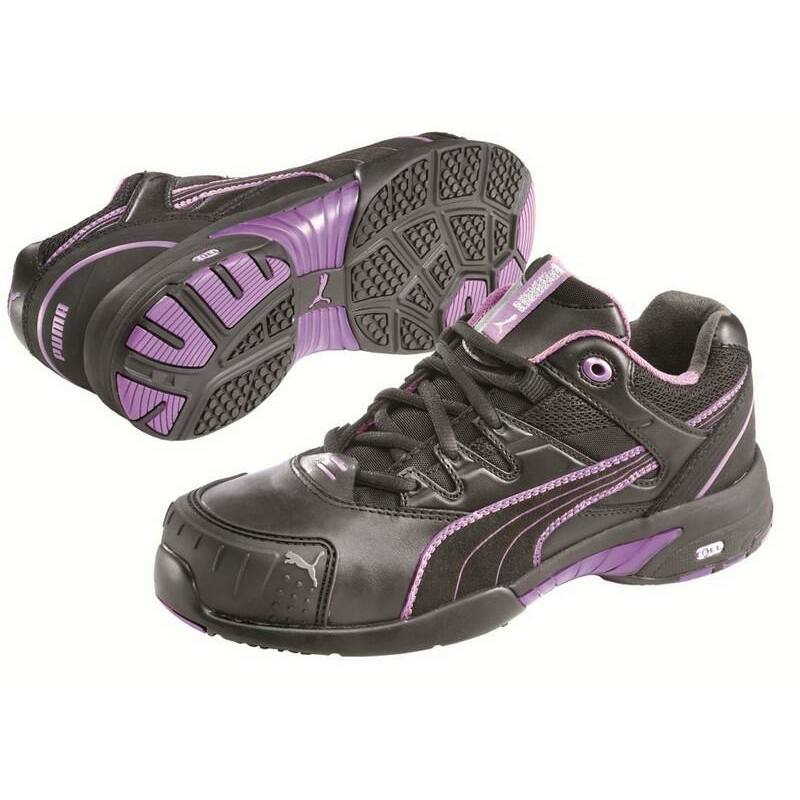 PUMA Stepper Low S2 HRO SRC női védőcipő